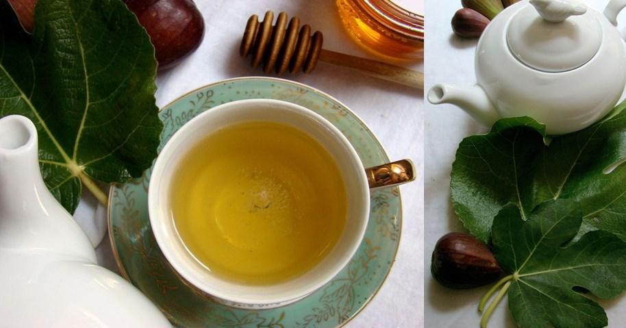 cara membuat ramuan teh dari daun tin