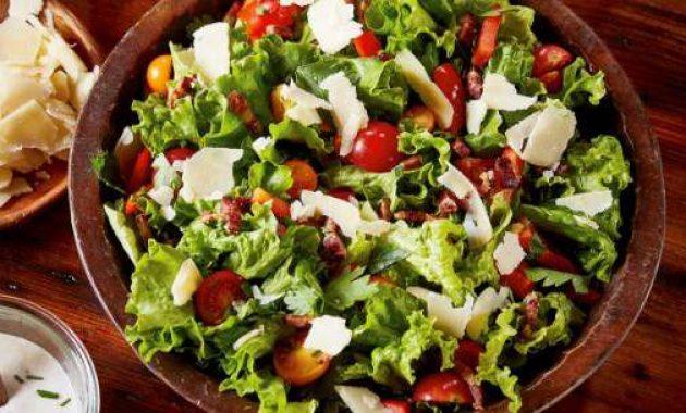 pengertian salad, jenis dan contohnya