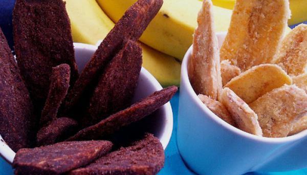 cara membuat keripik pisang renyah
