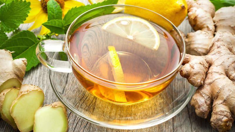 cara membuat teh jahe